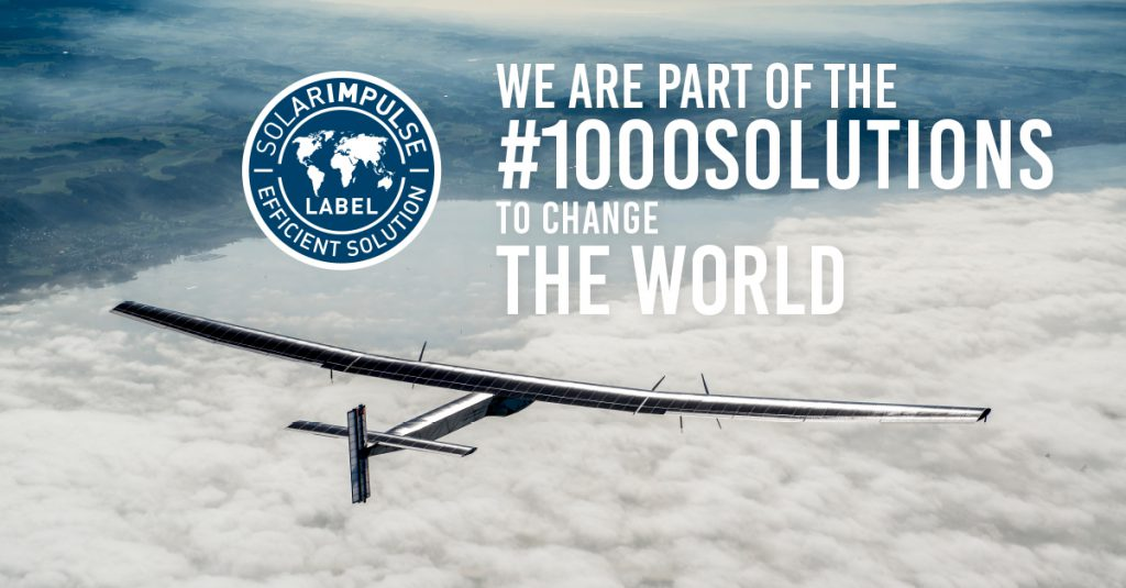 Soil steam is part of the #1000 solutions to change the world..